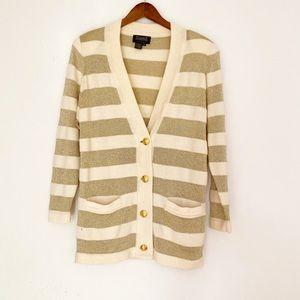 Vintage Premier Collection Merino Wool Cardigan S